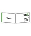 Visitenkarten Recycling Vereinsmarke24 De Die